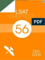 Copy of Preptest-56