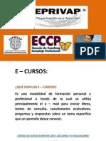 E - CURSOS (PORTAFOLIO)