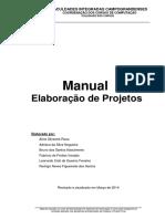 Manual de Elaboração de Projeto - BSI (2014)