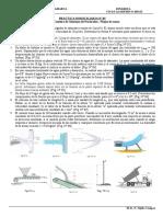 PD. Cinética de Un Sistema de Particulas.- Flujos Masicos - 2016-II
