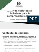 Taller de estrategias didácticas para la comprensión lectora.pptx