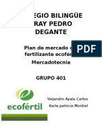 Plan de Mercado Del Fertilizante Ecofértil (1)