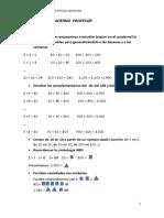 Cuaderno Del Profesor de 3º Secuenciado Por Meses ABN