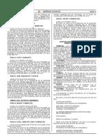 Ley 29541 Ley de Demarcacion y Organizacion Territorial de La Provincia de Oxapampa