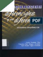 Ecuaciones Diferenciales y en Diferencias. Siste