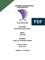 Marcelo Pazmiño Cons Cortacircuitos