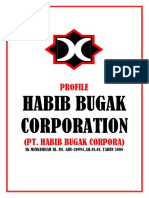 Profile HB CORPORATION