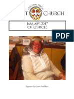 Christ Church Eureka January Chronicle 2017