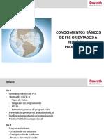Capacitación PLC-Hidráulica Proporcional