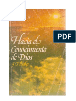 Packer - Hacia El Conocimiento de Dios