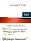 Genitp Urinary System