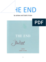 The END by Jarboe and Cedric Victor