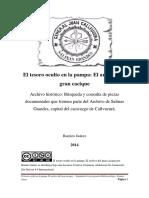 El Tesoro Oculto en La Pampa - Ramiro Juarez
