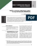 Tercer Control - Garantía Mobiliaria (Pp. 93-106)