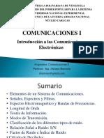 Clase Comunicaciones