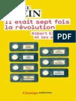 Étienne Klein-Il Était Sept Fois La Révolution _ Albert Einstein Et Les Autres…-Flammarion (2008)