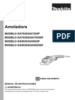 AmoladoraGA9020S FT