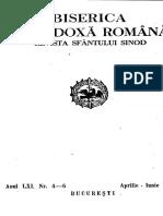 G. Soare - Impedimentele La Casatorie Si Motivele de Divort (B.O.R., 1943, 7-9)