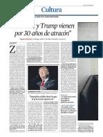 Zygmunt Bauman. Entrevista última publicada en La Vanguardia