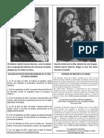 Algunos Datos de Devoción Mariana en La Vida de Garcia Moreno