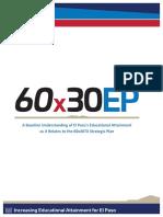 60x30 El Paso Summary Report - Jan 2017