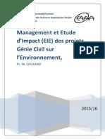 Cours Du MANAGEMENT & EIE Et Resaeu