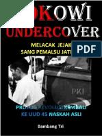 Jokowi Undercover -Full