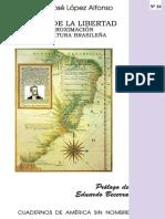 Sombras de La Libertad Una Aproximacion a La Literatura Brasilena