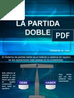 Ley de La Partida Doble