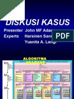 1. Prof John Adam - Presentasi Kasus