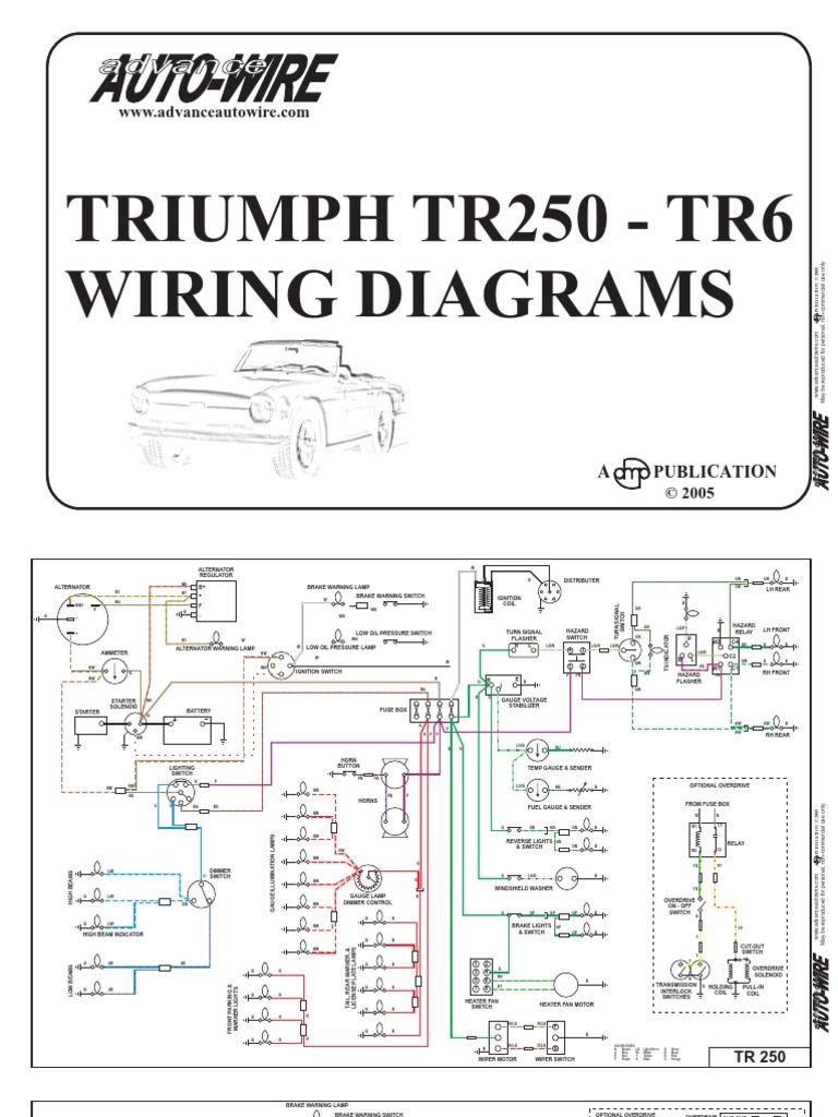 Tr2506pdf Tr6 Wiring Diagram