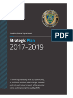 Stockton Police Department Strategic Report