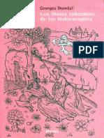 Dumezil Georges - Los Dioses Soberanos de Los Indoeuropeos