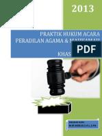 HUKUM ACARA PERADILAN AGAMA DAN MAHKAMAH SYAR'IYAH KHAS INDONESIA.pdf