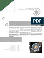 HTO Watches Catalogue