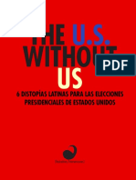 The US Without US. 6 Latino Dystopias eBook, Sangría Editora