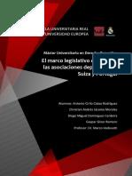Marco Vedovatti - Actividad de Derecho Suizo - Trabajo en Grupo