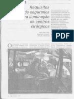 2010_Requisitos de Segurança Para Iluminação de Centros Cirúrgicos