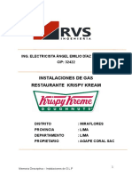 Md Gas Krispy Kream
