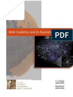 Web Usability and its Business Impact in United Arab Emirates