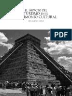 El Impacto Del Turismo en El Patrimonio Cultural
