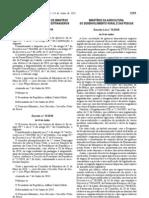 Azeite - Legislacao Portuguesa - 2010/06 - DL nº 76 - QUALI.PT