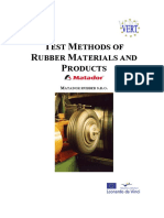 Test Methods of Rubber Materials and Products