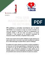 Comunicado Marcha Salud 20 Octubre .PDF
