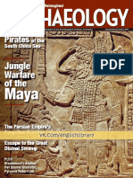 05 - Archaeology - Sept Oct 2011