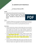 Standar Akreditasi Pkm 2