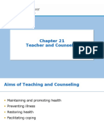 Week 7- Ch. 21- Teacher