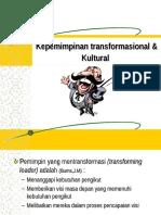 Kepemimpinan Transformasional & Kultural-7