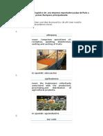 Vocabulario Técnico Logístico de Una Empresa Exportadora Pulpa de Fruta a Países Europeos Principalmente
