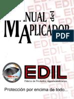 Manual De Aplicacion, tecnicas para inpermeabilizar..pdf